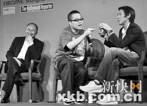 """彭浩翔开炮:在电影中植入广告简直""""不要脸"""""""