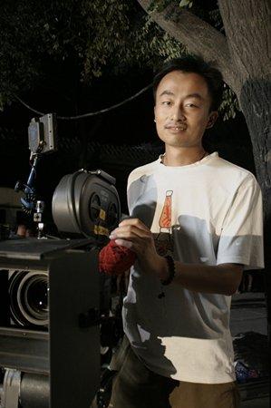 大学时代的杨磊就开始拍广告片了