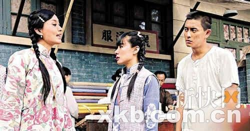 "TVB爆发""出走""潮 马德钟离巢黄宗泽成抢手货"