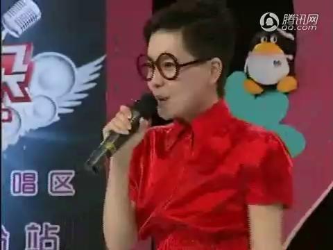 视频:花儿北京唱区50进10 李敬文《壁花小姐》