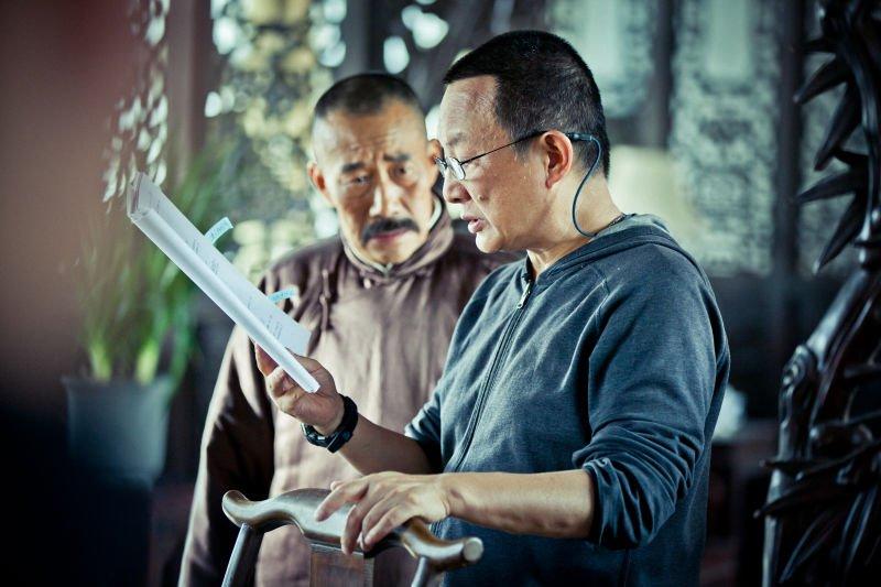 张黎认为观众仅关注剧中的人物和这段历史,不是他拍摄《少帅》的初衷