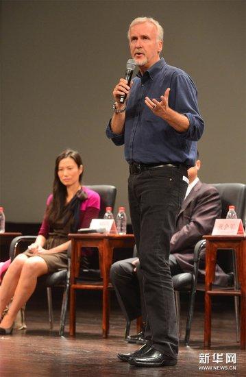导演卡梅隆:《阿凡达2》有望加入更多中国元素