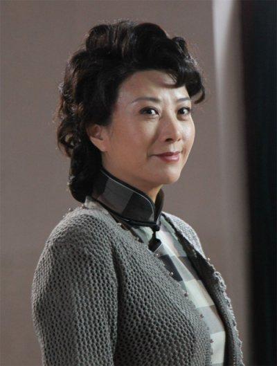 第25届中国电视金鹰节女演员候选人王静