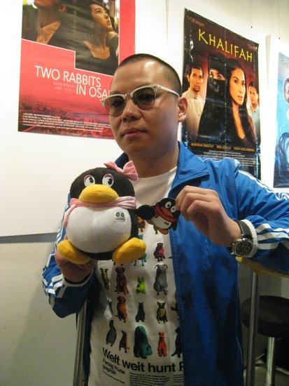 """专访杜家毅:为实现电影梦敢于""""空手套白狼"""""""