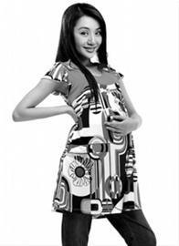 曹颖被证实怀孕五个月 将大肚亮相金鹰节