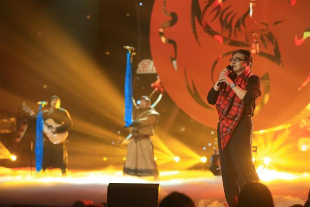 中国好歌曲2 刘欢战队蝉联冠军 wbr 网友提醒蔡健雅要小心
