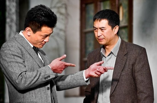浙江卫视欲筹拍《借枪》续集 张黦称一切听导演
