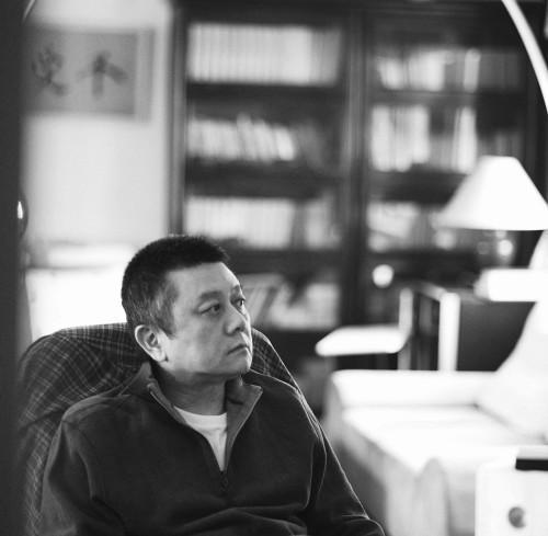 王朔八年来首次开聊:是徐静蕾在帮我