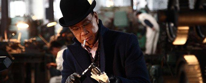 活跃在大荧幕上的王学圻,借《姥爷的抗战》重回电视荧屏。