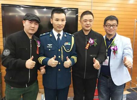 杨志平现身刘和刚巡演西安站 展 秦腔 魅力