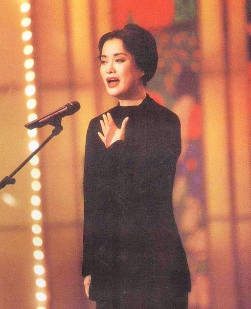 毛阿敏和董文华跨年开唱 大妈们都疯了!