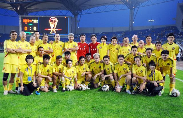 香港明星足球队30周年巡回赛第3站 9月接力贵阳
