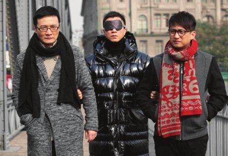 黄磊为啥老戴围巾 《男人帮》编剧:要暖更要帅