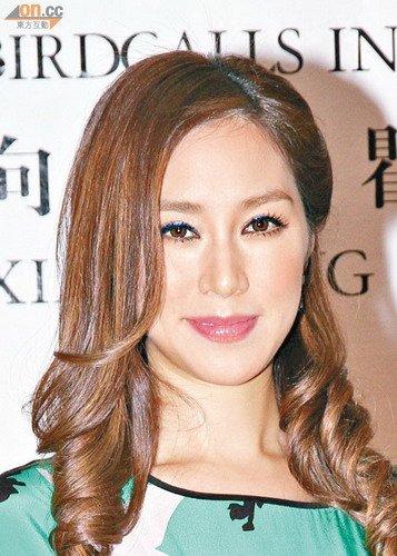 徐子珊被误认徐子淇 何润东尴尬赞美补救(图)