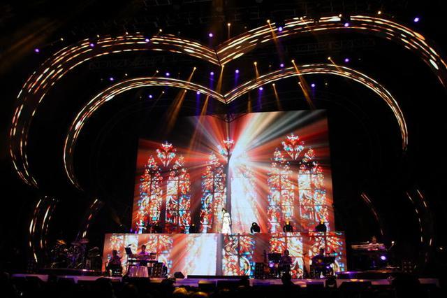 蔡琴与粉丝相约 请在我活着时看我的现场演唱会