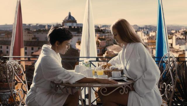 《罗马的房间》:两个女人深邃的内心世界