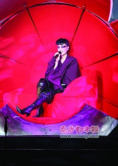 王菲广州个唱增唱粤语歌 只剩高价票不会有加场