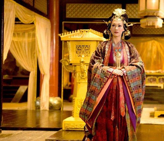 《倾世皇妃》收视率创新高 成古装剧典范