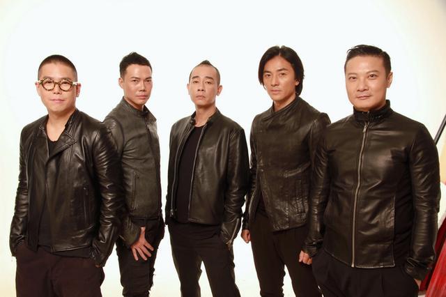 李湘王诗龄助阵《年代秀》春晚 古惑仔5人首聚