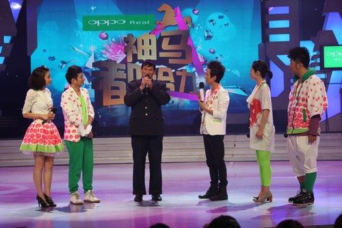 """""""苏珊大叔""""登陆湖南卫视 亮相《快乐大本营》"""