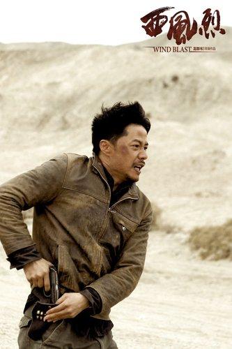 内地纯爷们接棒《敢死队》 硬汉电影受市场热捧
