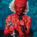 回顾二:Lady Gaga拿奖不断 表演震惊全场