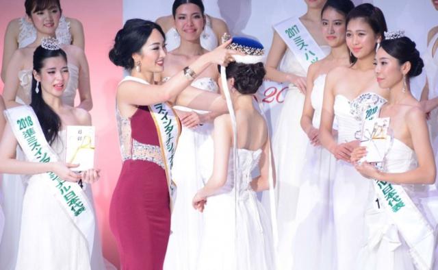 2018国际小姐日本代表出炉 东大学生艳压群芳