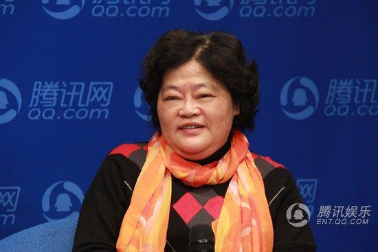 刘嘉做客腾讯娱乐 畅谈电影产业火热背后的隐患