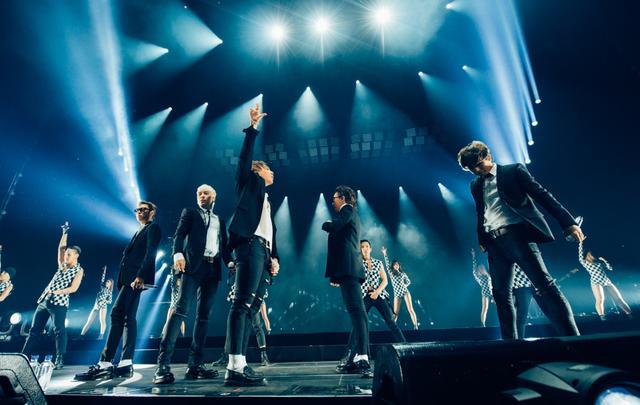 BIGBANG日本演唱会 创海外艺人观众人数纪录