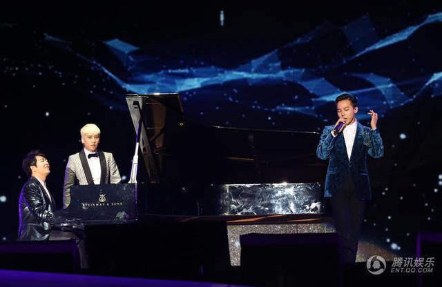 QQ音乐巅峰盛典落幕 BIGBANG郎朗合作掀高潮