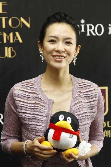专访章子怡:经历没有好坏但成就了现在的我