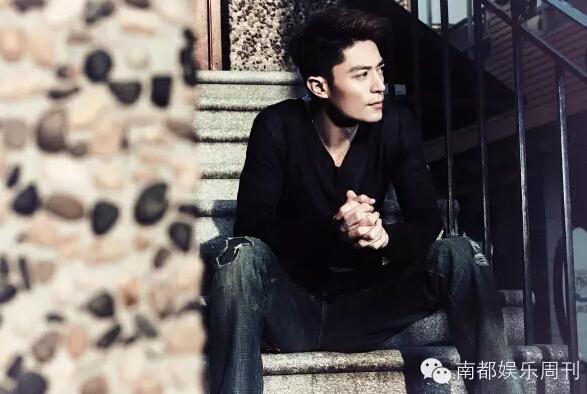 霍建华:王凯挺好,但我跟胡歌比较久了……