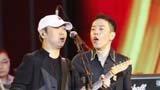 视频:崔健、黄贯中激情合唱《从头再来》