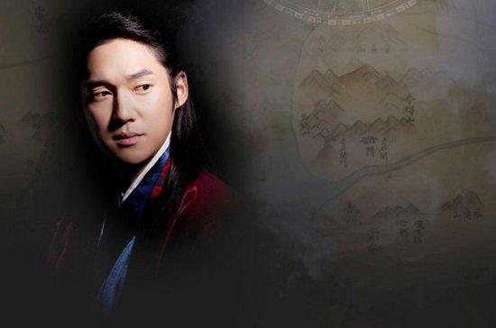韩剧《大风水》热播 主演宋昌义送圣诞祝福