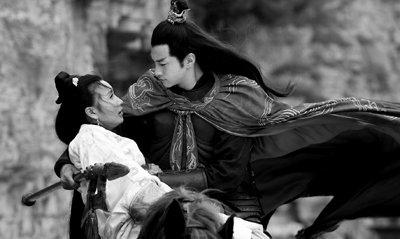 新《三国》首映被拍砖 难忍貂蝉吕布的姐弟恋