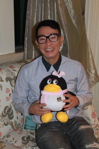 专访陈小春:新片演杂役秀英文 结婚就是一辈子