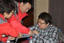 韩红测量血压