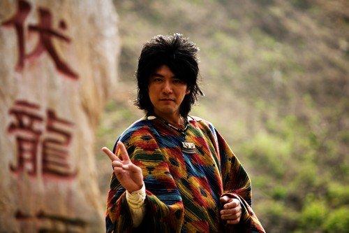 """阳光帅气吴庆哲改戏路 《七仙女2》成""""雷帝"""""""