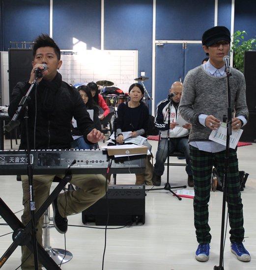 """羽泉演唱会曲目提前曝 老歌、B-BOX""""花样多"""""""