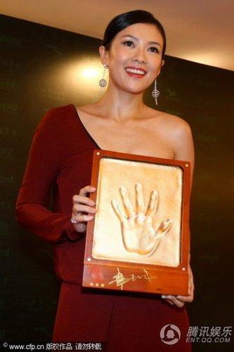 章子怡出演3D《花木兰》 7.8亿重本演出望大收