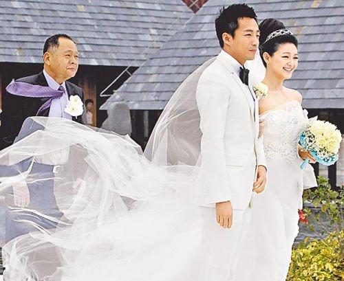 大S林熙蕾侯佩岑接连出嫁 女艺人婚礼大比拼