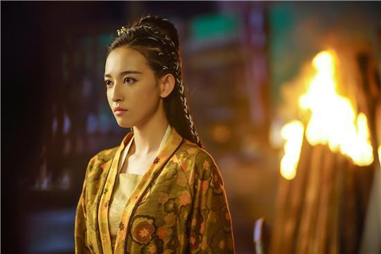 《楚乔传》扎玛上线 康宁英姿飒爽塑造最美骑士