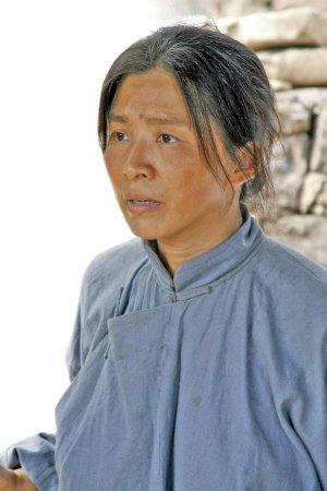 第25届中国电视金鹰节女演员候选人迟蓬