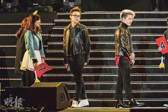 BigBang台湾歌迷见面会吸金717万 刷新票房纪录