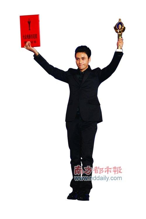 """专访新科影帝陈坤:""""我们的时代到来了"""""""