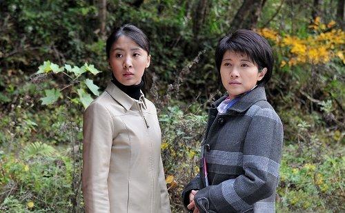 《远山的红叶》热播 颜炳燕李健姐妹情深(图)