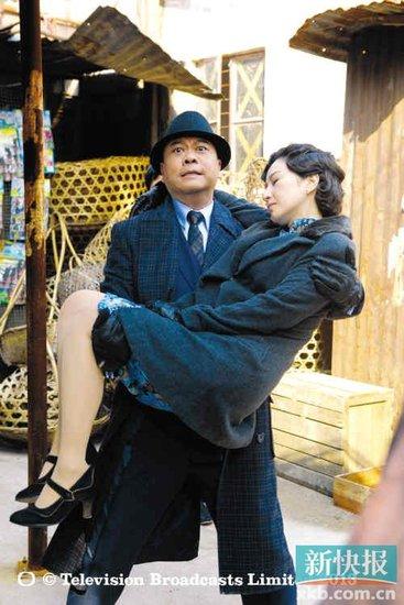 《情逆三世缘》关咏荷回归 网友:陀枪师姐老了