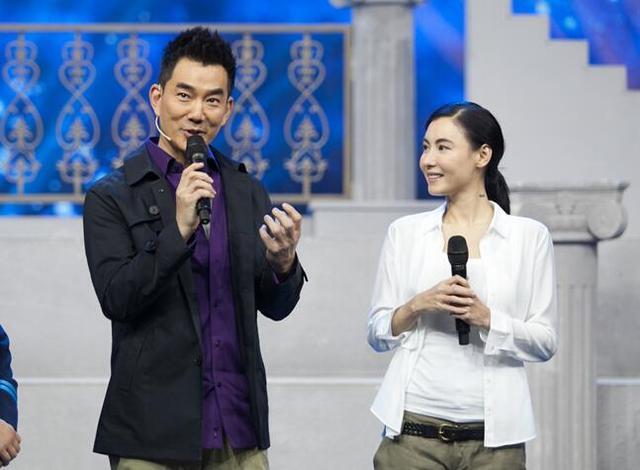 任贤齐、张柏芝17年后再现《星语星愿》引怀旧