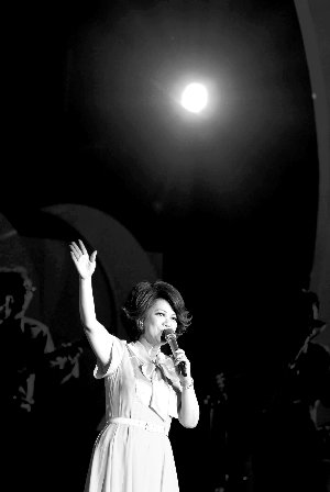 蔡琴北京开唱讲故事 曾被唱片公司列入了黑名单