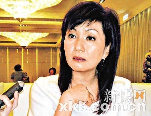 马德钟老婆炮轰TVB没人性
